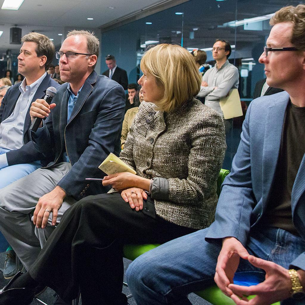 #StartupHigh Judges Panel